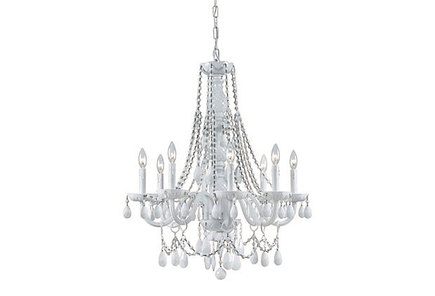 Envogue Chandelier: Crystals Chand, Lights Chand, Envogu Chand, Arm Chand, Eightlight Chand, Chand Milky, Ella Chand, Crystorama Lights, Wet White
