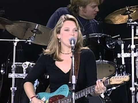 Susan Tedeschi - Rock Me Right (Live at Farm Aid 1999)