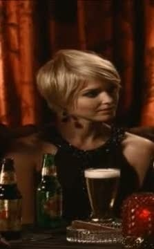 Dos Equis commercial haircut
