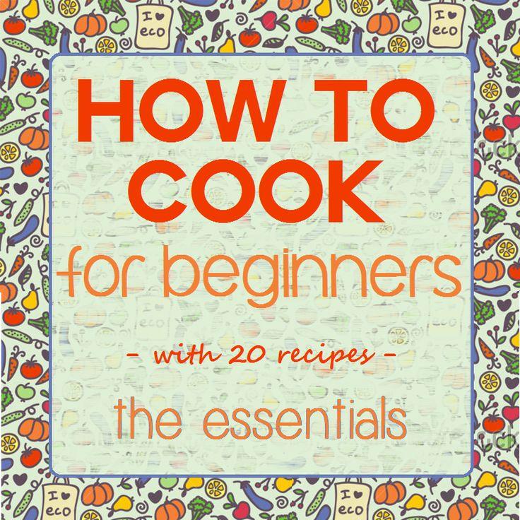 Best 20 beginner recipes ideas on pinterest easy for Easy cooking for beginners