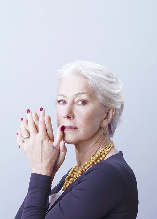 I still have a Gypsy sense of adventure. - Helen Mirren.