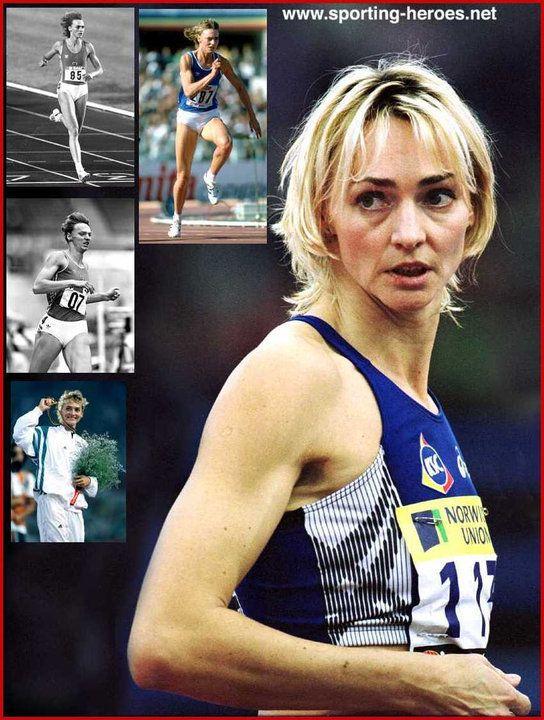 Resultado de imagen de heike drechsler | DDR Sport