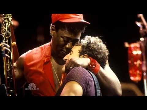 "Saying Goodbye to Clarence Clemons ""The Big Man"" in the E Street Band - NBC Nightly News (June 20, 2011)"