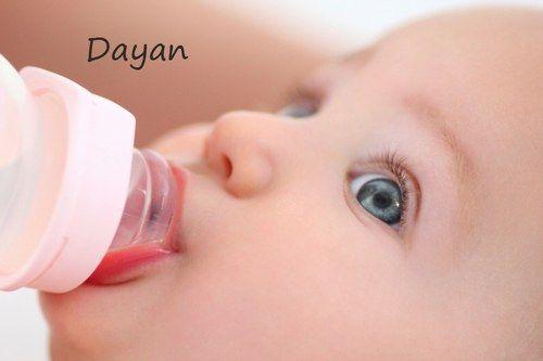 Dayan - Je veux un prénom de garçon original pour mon bébé !