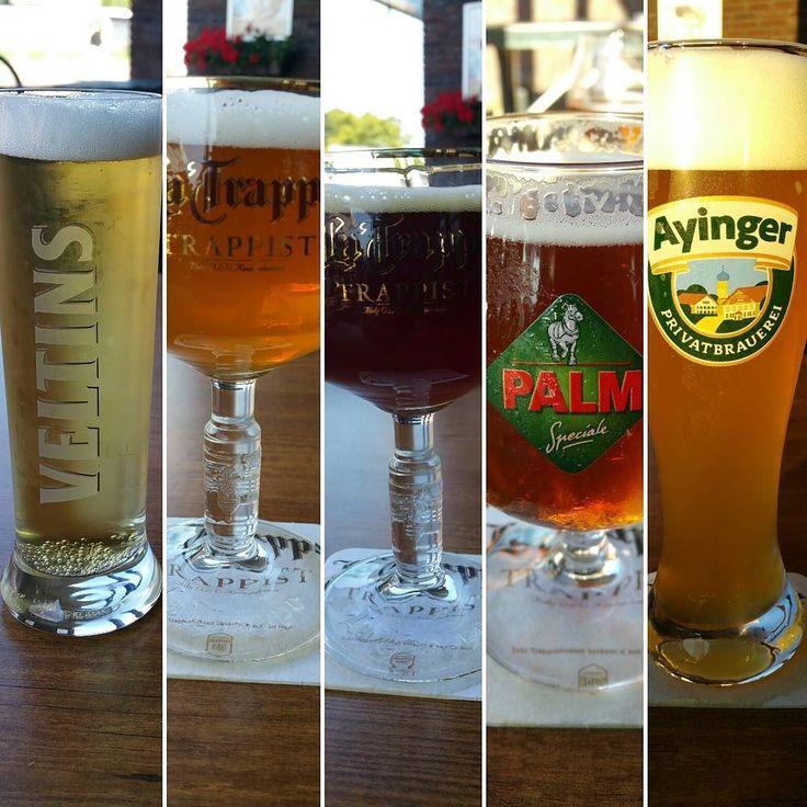 Lekker gedronken en gegeten met Martin de Haas bij Gewoon FF Anders. Nou... het was inderdaad FF wat anders