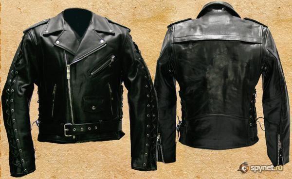 Куртка как у металлистов