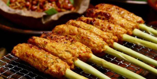 Resep Sate Lilit Ayam Khas Bali Enak Dan Bikin Nagih Resep Makanan Ayam