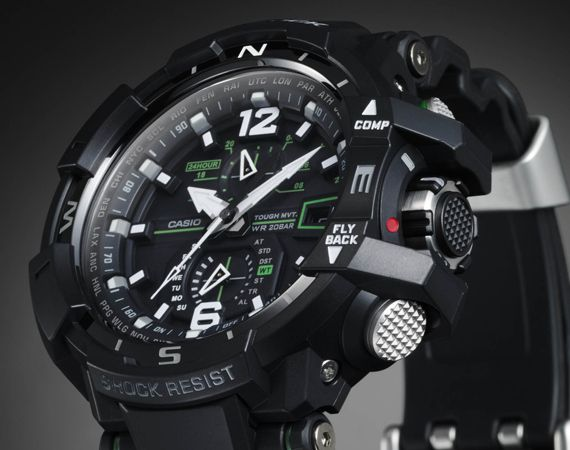 17 best images about watches ese models g casio g shock g aviation watch series