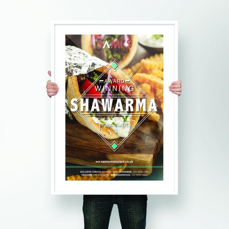 Poster for Sami's Restaurant