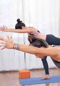 6 or 12 Months of Unlimited Online Yoga Classes: The Yoga Collective