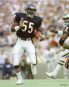 Otis Wilson 85 Chicago Bears Football 8x10 Photo 5 | eBay