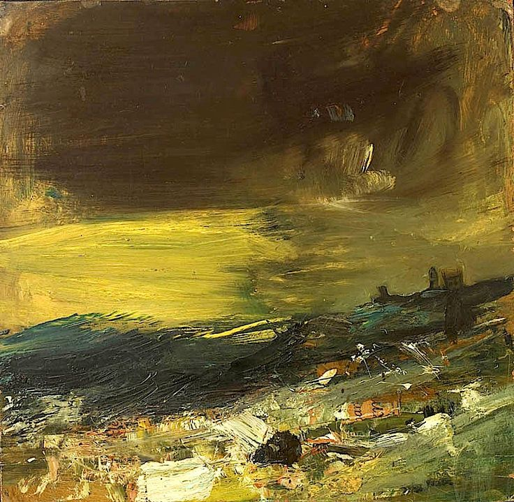 JOAN EARDLEY - The Yellow Sea - went to exhibition of her work in Edinburgh a couple of weeks ago - fab!