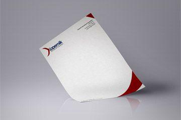 Projekt papieru firmowego przygotowanego dla firmy Kopernik. Wraz z projektem papieru powstał projekt logo oraz wizytówka.  http://www.nlogo.pl/portfolio/papier-firmowy-kopernik