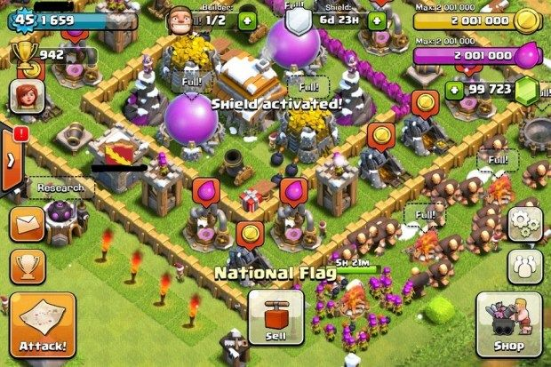 Strategy enjoyment recently provides grabbed a bunch of occurrance. Supercell, Inc. designed, Conflict associated with Clans can be an enjoyment because on the conflict that left your astounding di...