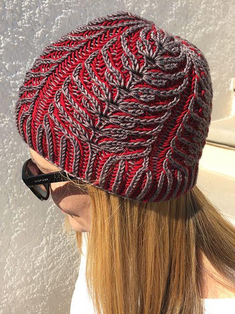 Beginner Knitting Loom Patterns : 2900 best images about DIY Knitting 3 on Pinterest Fair isles, Free pattern...