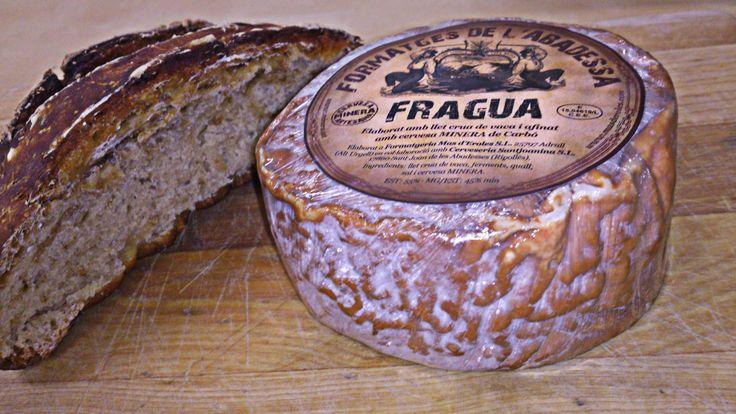 В Каталонии изобрели уникальный пивной сыр