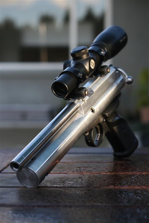 how to make pellet gun