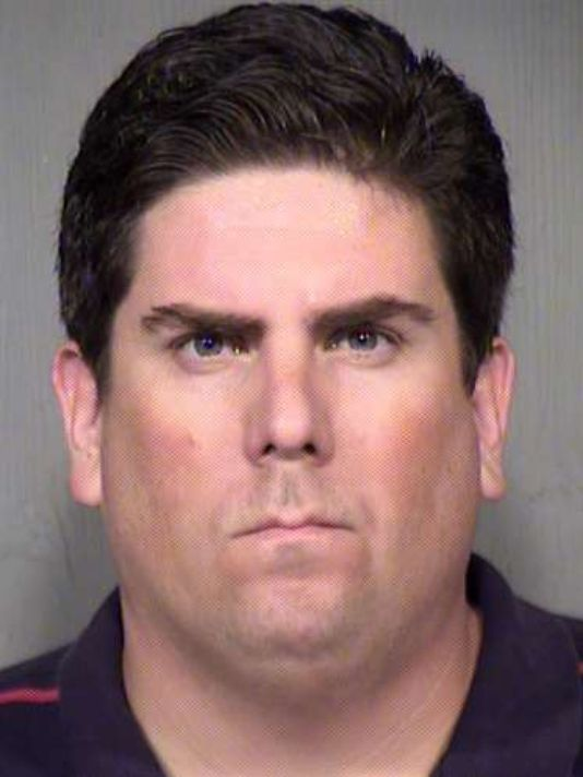 Private Officer Breaking News:  Maricopa County Sheriff's Office fires detention officer accused of having sex with inmate (Maricopa County AZ Jan 20 2017)  ROY RAMEY III, a Maricopa County Sheriff's Office detention officer, was arrested last year on suspicion of having sex with an inmate has been fired. Ramey has  been on paid administrative leave. Ramey admitted to escorting the inmate to a fictitious medical appointment in the jail twice last summer. to engage in sex.