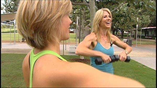 Six weeks to sleeveless: Health Exercise, Arm Exercises, Flabby Arm, Arm Flab, Exercise Workout, Sleeveless I, Bingo Wings, Tones Arm, Arm Workouts