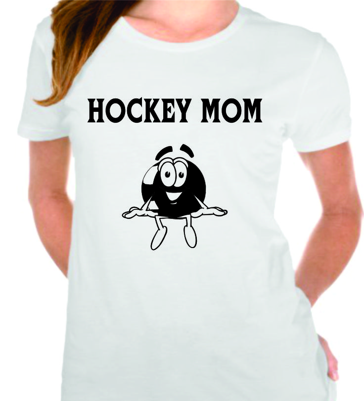 Hockey Mom's are very busy people, and would love to sit around, just like this…