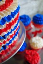 memorial day flag cake recipes