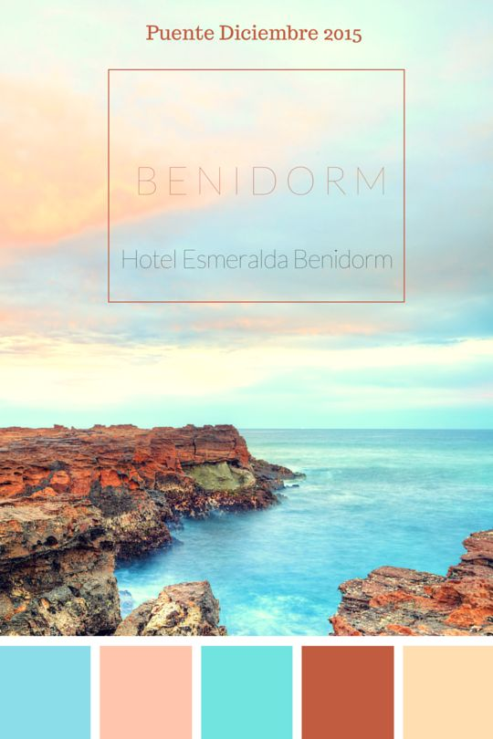 El #PuentedeDiciembre ya está aquí…¿Dónde vas a pasarlo?     The #DecemberBreak is already here… Where are you going to spend it?   ➡ www.hotel-esmeralda.es   #EsmeraldaExperience #Hotel #Benidorm