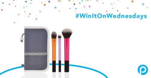 #WinItOnWednesdays - Win a Real Techniques Travel Essentials... IFTTT reddit giveaways freebies contests