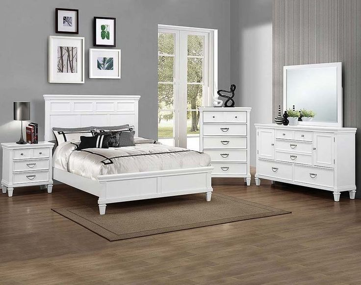Hannah Collection Complete Bedroom Set