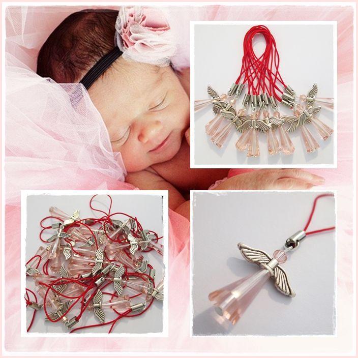 Pink angel Un ingeras roz perfect pentru petrecerea unei domnisoare delicate.