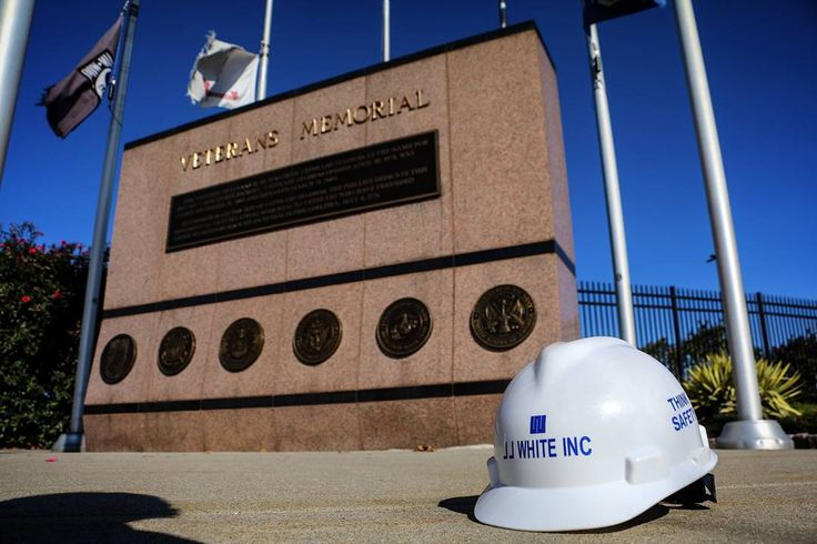 This week we're taking a look back at some of our projects that commemorate our nation's Veterans. In 1971 JJ White Inc. completed the Heating Ventilation and Air-Conditioning installation for Veterans Stadium. The stadium was named by the Philadelphia City Council to commemorate the Veterans that have defended America since its inception in Philadelphia on July 4 1776. While the stadium no longer stands the symbolism has not been forgotten. . . . . #Construction #Contractor…