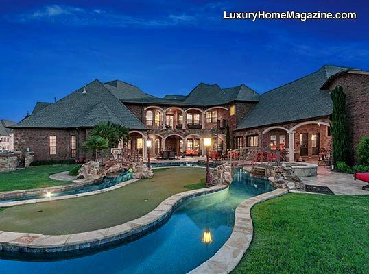 17 best images about dallas ft worth luxury home magazine for Pool design dallas texas