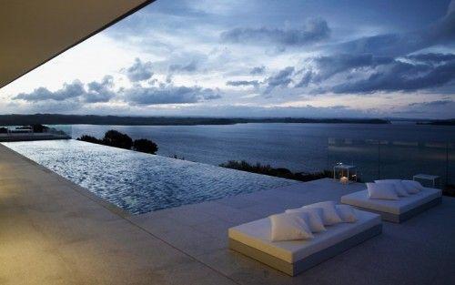 New Zealand luxury villa
