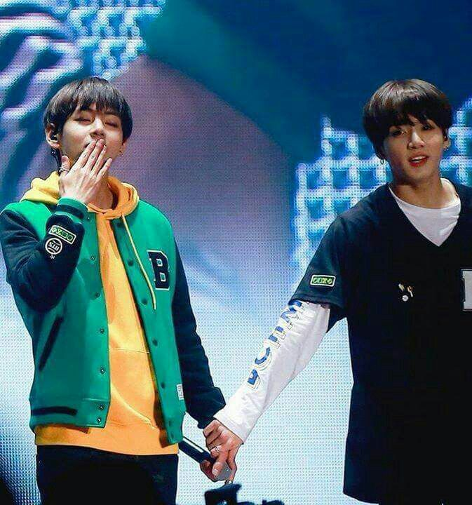 Forever together vkook