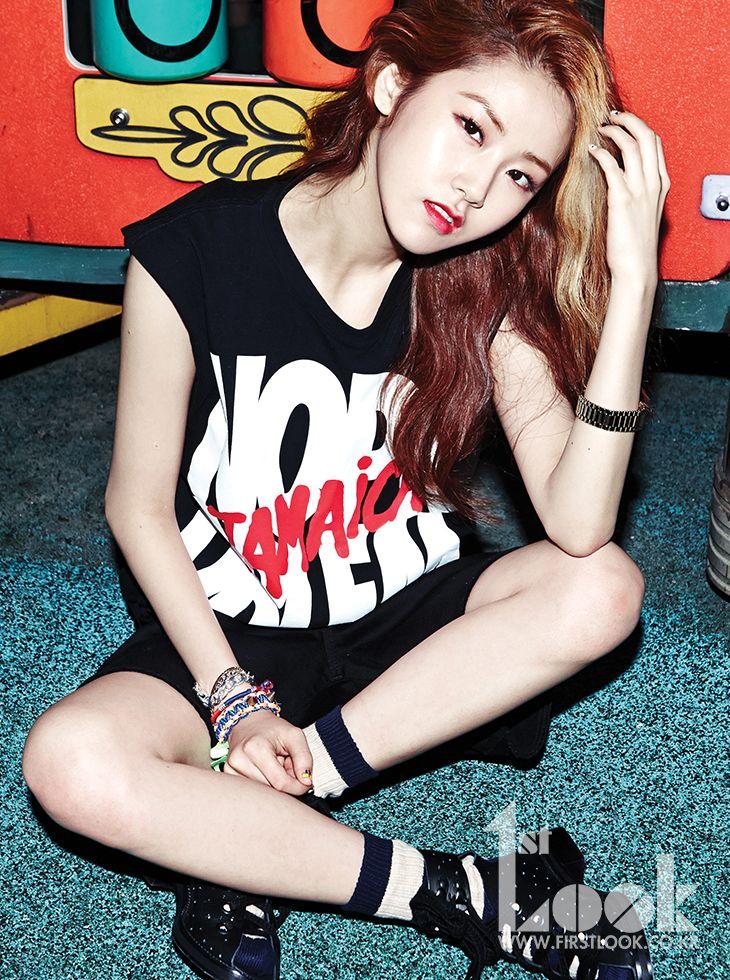 4Minute's Gayoon // 1st Look