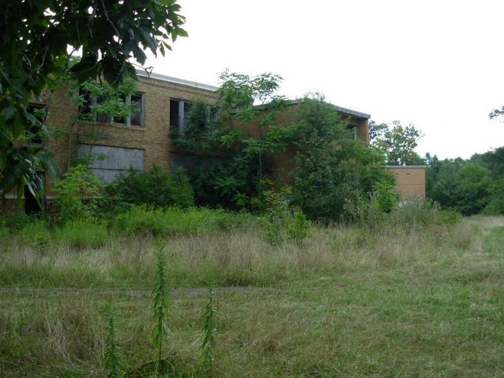 Allen county tuberculosis hospital abandoned
