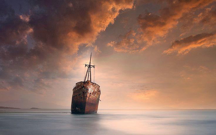<h5>GYTHIO SHIPWRECK   PELOPONNESE</h5>