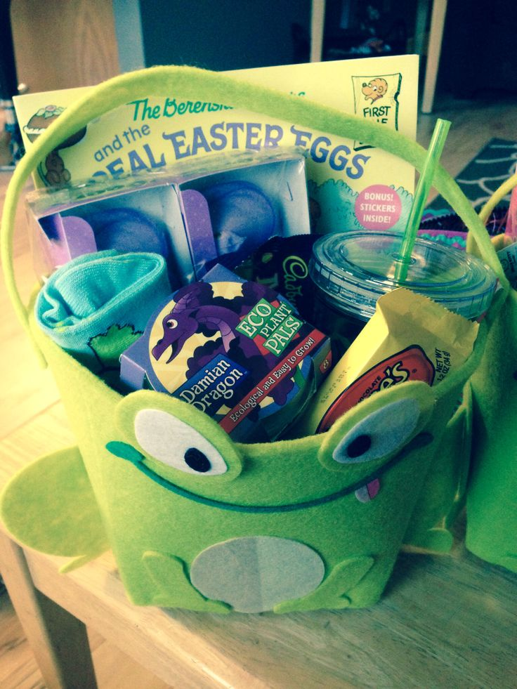 13 best 2014 niece and nephew easter basket ideas images on little girl easter basket idea book grow our own plant kit socks negle Choice Image