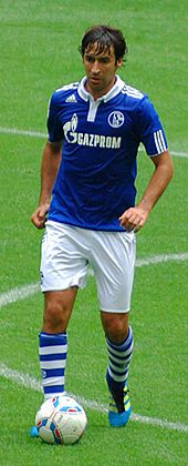 Raúl González Blanco – Wikipedia