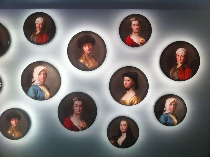 Illuminated women