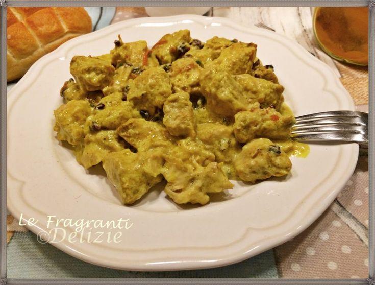 Pollo+cremoso+al+curry