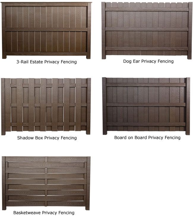 109 Best Images About Backyard Fence Ideas On Pinterest