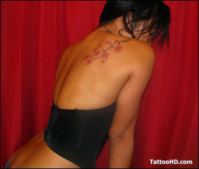 side tattoos for women   side back tattoo pictures for women , Back Tattoos