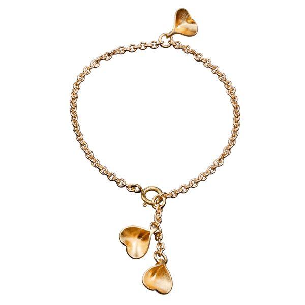 Kalevala Koru / Kalevala Jewelry / MADE IN HELSINKI, EIRA BRACELET  Designer: Vesa Nilsson  Material: bronze or silver