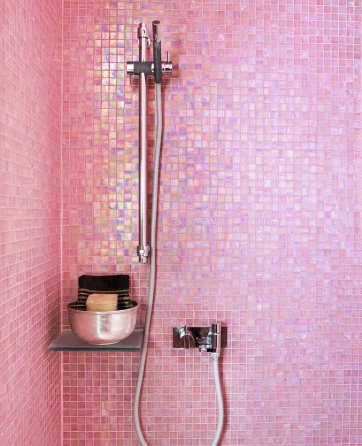 What A Gorgeous Shower Tile
