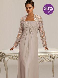 Plus Size mother of the bride dresses | Inweddingdress.com