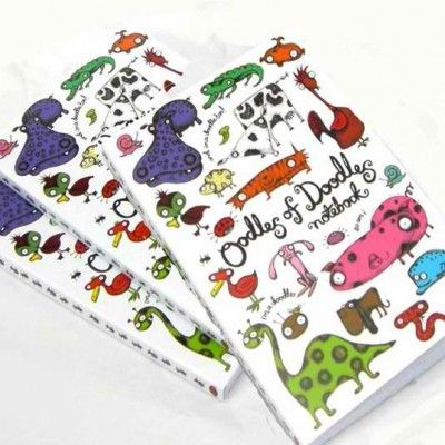 Oodle doodle book - $6.95. Available from: http://pennyfarthingkids.com.au/product-category/kids-2/ #penny #farthing #kids #gifts