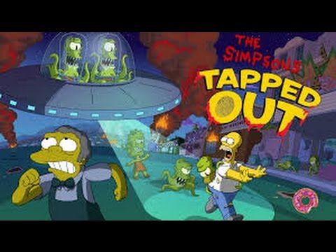 The Simpsons tapped out - Halloween event - #4