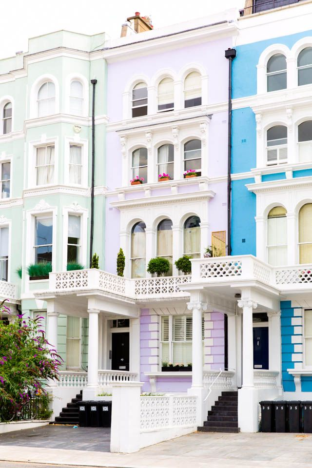 Notting Hill (Annawithlove Photography) #wepworld #languagecourses #london