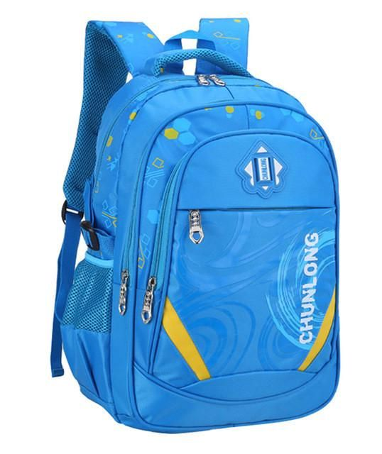 2017 School Bags for Teenagers Boys Girls satchel pack Children Students Backpacks Kids Nylon Backpack Child Book Bag mochilas