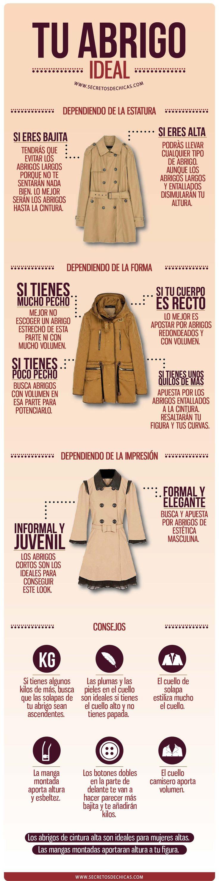 Tu abrigo ideal
